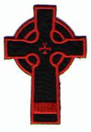 Tygmärken  - Keltisk Kors