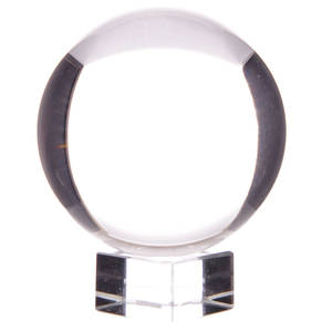 Kristallkula  - Spåkula 12cm