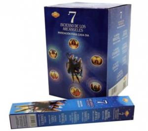 Rökelse 7 ärkeänglarna -  42gram Packet