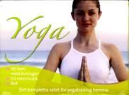 Yoga : det kompletta setet, bok, kort & CD