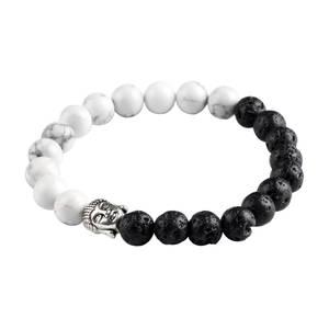 Buddha Armband - Yin Yang