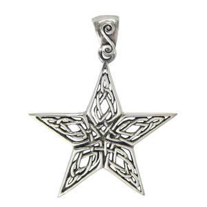 Keltisk Pentagram - Star