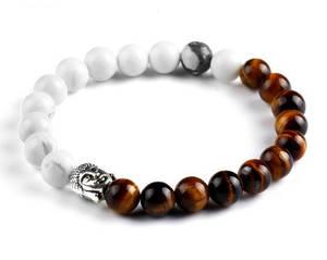 Buddha Armband - Tigerkraft