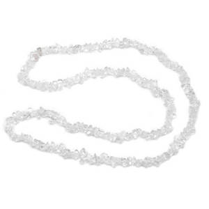 Bergkristall Chiphalsband