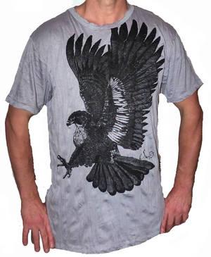 SURE T-shirt - Örn Ljus Grå