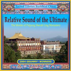 Relative Sound of the Ultimate Monks of Palpung Sherab Ling Monastery  - CD