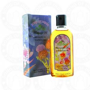 Massageolja - 100ml