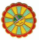 Tygmärken - Tibet