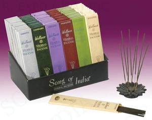 Song of India - Herbal Incense