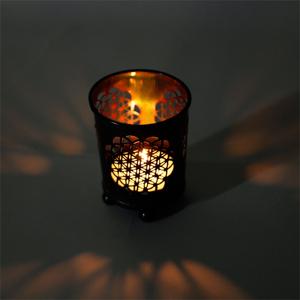 Ljushållare  - Livetsblomma - Silver