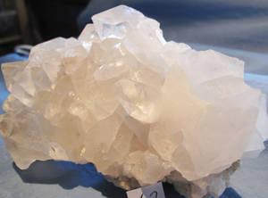Bergkristall Kluster #12