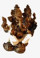 Ganesha Staty - 15cm