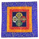 Tibetanska Sjungande skål Underlägg - Dubbeldorje