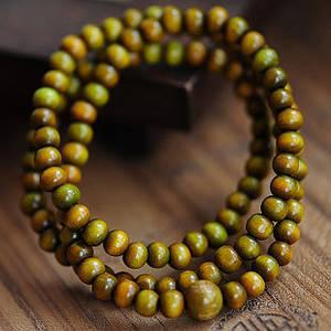 Mala Armband / Halsband  - Grön