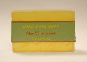 Auroshikha Aloe Vera handgjord tvål