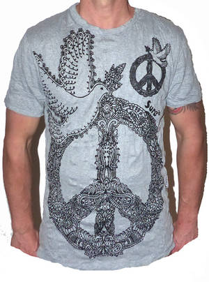 SURE T-shirt - Peace Dove