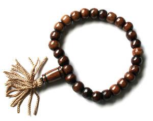 Mala Armband  - brun