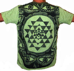 SURE T-shirt - Yantra Eyes