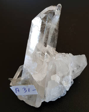 Bergkristall kluster  - A31 -  AAA Kvalitet