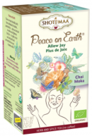 Shoti Maa Peace on Earth Organic EKO Chai Mocha