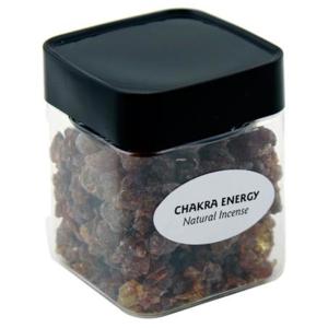 Kåda/Resin Rökelse - Chakra Energi - 130gr