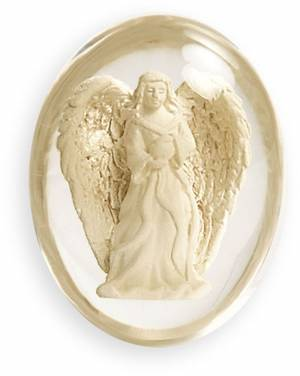 Angels: Worry Stone - Light