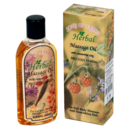 Massageolja - Sandalträ  200ml