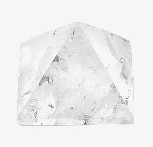 Bergkristall Pyramid - 25mm