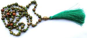 Mala Halsband med Toffs - Unakit