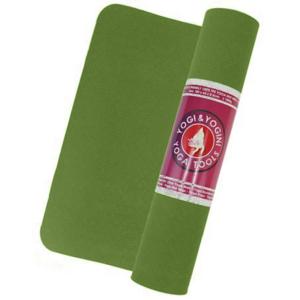 Yogamatta - Chakra Färg - Eko - Grön