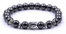 Buddha Armband - Hematit - STYL3