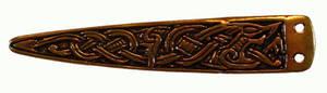 Vikingatida remände i  Brons