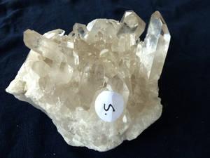 Bergkristall Kluster #S