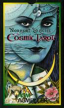 Cosmic Tarot Deck  - English