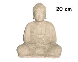 Mediterande Buddha Sten