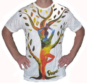 SURE T-shirt - Rainbow Tree