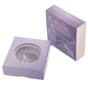 Kristall Pendel
