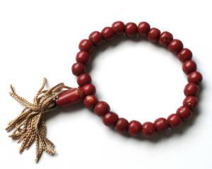 Mala Armband  - Röd