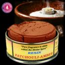 Kåda/Resin  rökelse - Patchouli-Amber