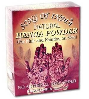 Henna Pulver - 80gr - Natural