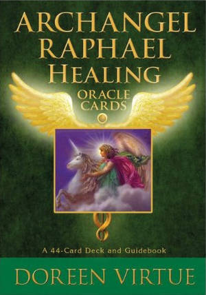 Archange Raphael Oracle Cards  - Doreen Virtue