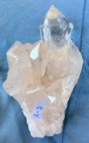 Bergkristall kluster  - A8 -  AAA Kvalitet