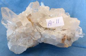 Bergkristall kluster  - A11  AAA Kvalitet