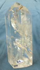 Polerad Bergkristall Spets  - AAA  kvalitet  #B3