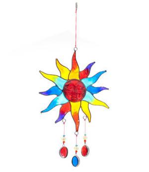Solfångare - Regnbåge Sol