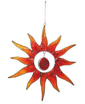 Solfångare - Sol