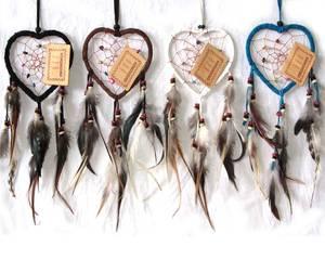Hjärta drömfångare