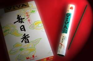 Mainichiko Viva japansk rökelse - Sandelträ