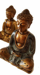 Mediterande Buddha - 15cm
