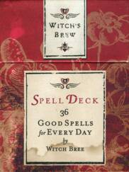Witch's Brew Spell Deck: 36 Good Spells For Every Day